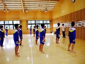 宮城県 大崎市立鹿島台中学校
