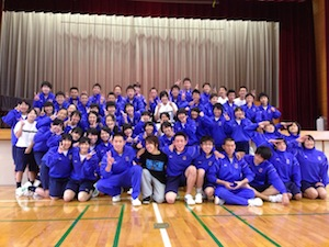 京都府 京都両洋高等学校 平成25年11月20日