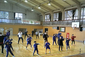福島県 柳津町立西山小学校