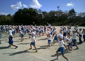 福島県 いわき市立泉小学校