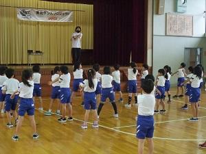 宮城県 丸森町立舘矢間小学校