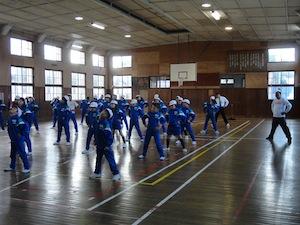 福島県 伊達市立粟野小学校