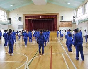 宮城県 東松島市立大曲小学校