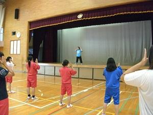 東京都立大島高等学校・大島町立第一中学校