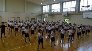 愛知県 弥富市立大藤小学校