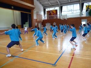 岩手県 陸前高田市立横田中学校