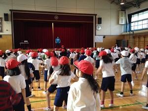 東京都 品川区立高井戸第三小学校