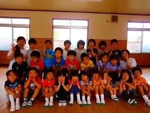 福島県 学校法人杜の子学園わかぎ幼稚園