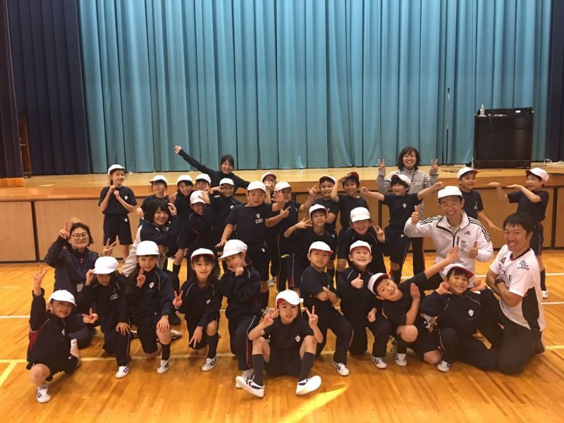 福島県 いわき秀英小学校