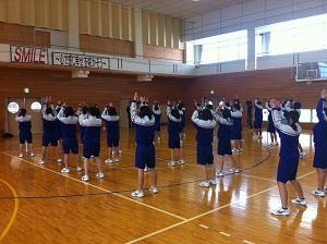 大分県 宇佐市立長州中学校
