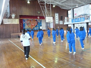岩手県 宮古市立第一中学校