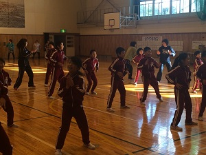 岩手県 洋野町立角浜小学校