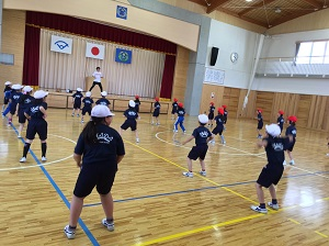 福島県 須賀川市立稲田小学校