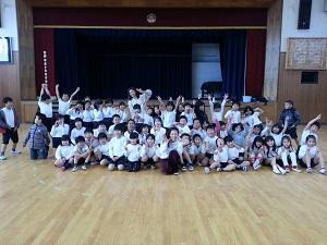 奈良県 五條市立北宇智小学校