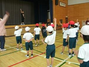 東京都 墨田区立立花吾嬬の森小学校