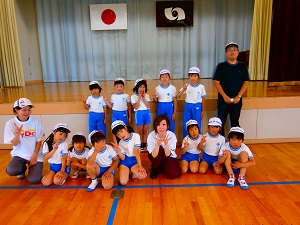 福島県 いわき市立田人第一小学校