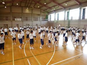 宮城県 仙台市立高森中学校