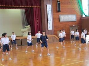 石川県 加賀市立橋立中学校