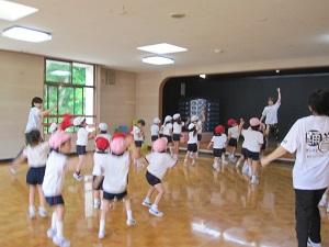 福島県 蓬莱もみじ幼稚園