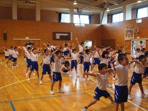 福島県 会津若松市立日新小学校