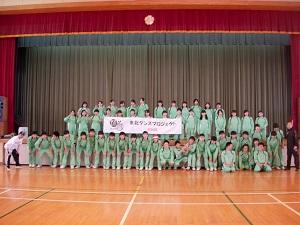 宮城県 石巻市立河南西中学校