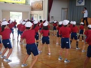 福島県 須賀川市立阿武隈小学校