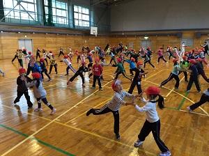 北海道 江別市立対雁小学校