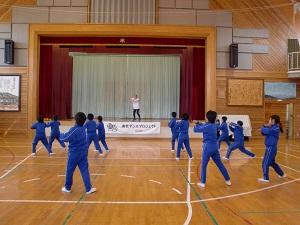 岩手県 遠野市立綾織小学校
