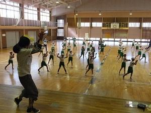 福島県 三春町立三春小学校