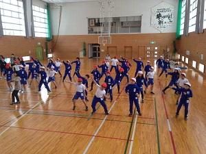 新潟県 見附市立新潟小学校