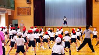 東京都 渋谷区立山谷小学校