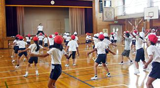 東京都 大田区立入新井第四小学校